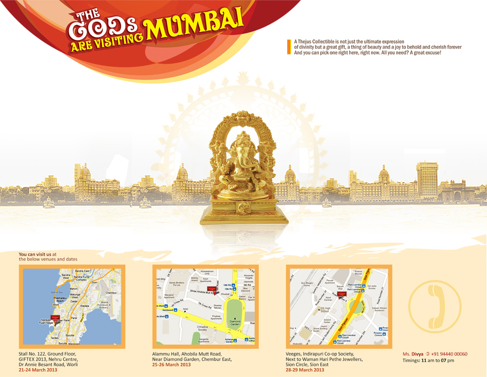 Mumbai Locations