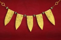 Balaji Mango Leaf Thoran - Set of 11 Leaves