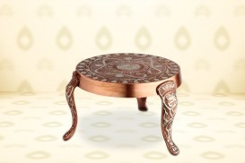 ANEKA STOOL 3 LEGGED