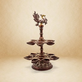 ANEKA Lamp 2 Tier