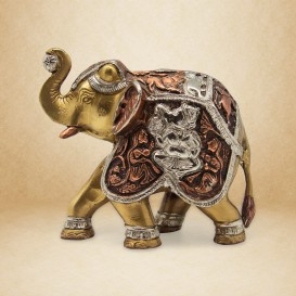 ANEKA Elephant Decorated