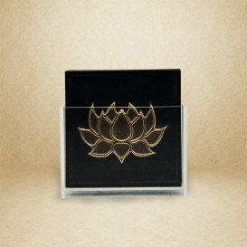 Coaster - Set Of 4(lotus)