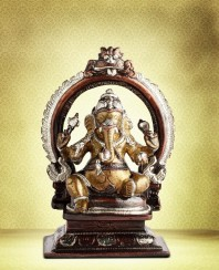ANEKA Ganesha with Arch